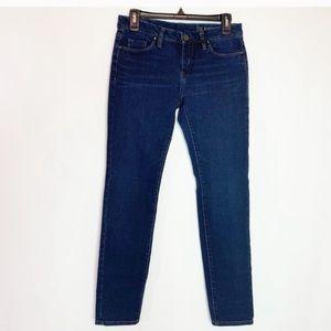 Blank NYC skinny jeans dark wash